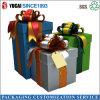 2016 cajas de regalo nuevamente diseñadas del papel de caja de color