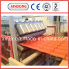 880mm PVC Roof Tile ligne d'extrusion