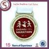 Изготовленный на заказ металл медальона производит медаль металла спорта монетки металла
