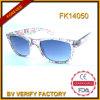 Schöne Kind-Sonnenbrillen mit Nizza Nebenrad-Muster (FK14050)