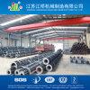 Fábrica concreta eléctrica concreta de postes de los moldes de acero de poste/poste hecho girar concreto que hace la máquina