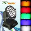 36*18W UV+RGBWA 6in1 Moving Head LED