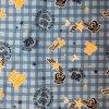 Flanell gedrucktes Gewebe 100%Cotton für Sleepwears und Pyjamas oder Hosen