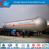 100 Cbm LPG Tank Trailer 3axle LPG Trailer LPG Tanker 50 Cbm Trailer LPG