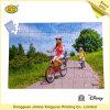 Impresión de papel Kraft en bicicleta rompecabezas para niños (JHXY-JP0005)