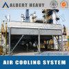 エアコンの工場冷却装置