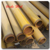 上塗を施してある鋼管のFbeのコーティングの融合の担保付きのエポキシのコーティング