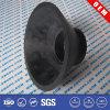 까만 편평한 고무 유연한 흡입 컵 훅 (SWCPU-R-S698)