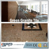 Granit en pierre normal Polished de carrelage de Brown pour le plancher/mur/escalier