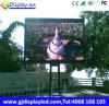 Visualización de LED a todo color al aire libre caliente de las ventas P8 SMD para hacer publicidad