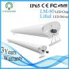 Indicatore luminoso impermeabile esterno LED del tubo della Tri-Prova