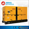 Длинний генератор энергии дизеля гарантированности 250kw Yuchai