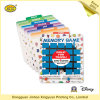 Impresión de papel Kraft Tarjetas Rompecabezas Juegos para Niños (JHXY-BC0005)