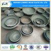 炭素鋼の管付属品の管のエンドキャップの皿に盛られたヘッド