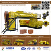 Верхний завод кирпича глины качества Jky75/65eii полый