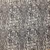 CDC stampato della seta nel reticolo del leopardo