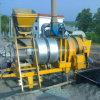Slb8 8tph Mobiele het Mengen zich van het Asfalt Installatie die in het Project van de Aanleg van Wegen werkt