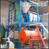 10t trocknen Puder-materielle Mischmaschine für Aufbau-Gebäude