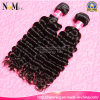 Золотистое Supplier 7A Grade китайское Deep Wave Human Virgin Natural Hair