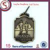 Медальон марафона подарка промотирования выбитый бегом крася