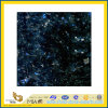 Polished naturale Galactic Blue Granite Tile per Wall/Flooring (YQC)