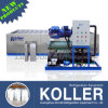 Koller 2016 5 Tons Block Ice Machine для Seafood Storage