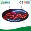 Muestra oval del acrílico del BALNEARIO del LED