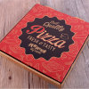La pizza de la cartulina de Kraft encajona la venta al por mayor del embalaje