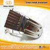 Surtidor rápido Zinc-Plated del prototipo del metal de hoja