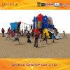 Im Freienkind-Spielplatz-Held Climber&Slide (2012 PE-04201)