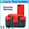 Batería de reserva recargable Bat038 de la herramienta eléctrica de Bosch