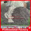 강직한 나무 화강암 묘석 기념물 묘비