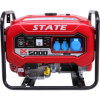 4500W Gasoline Generator Set avec Commercial Engine