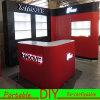 Structuren van de Tentoonstelling van de Hanger van de Douane DIY van het ontwerp de Draagbare Modulaire