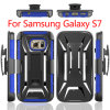 Samsung Galaxy S7 Armor Clip Holster Kickstand Combo Cell Phone Case를 위해