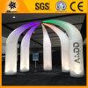 Advertizing (BMLB100)를 위한 주문 Big Inflatable LED Light Horns