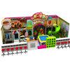 プラスチックおもちゃの屋内運動場のプラスチックスライド