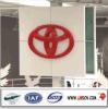 Оптовый акриловый Chromed автоматический знак логоса