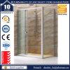 Puerta de desplazamiento de aluminio moderna de la ducha del cuarto de baño 2015