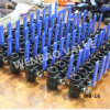 fábrica de China del precio de la vávula de bola de Wcb del hilo de rosca femenino 2-PC