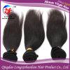 2015 выдвижений человеческих волос Unprocessed девственницы высокого качества 100% бразильских (HBWE-01)