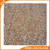 Mattonelle di pavimento di ceramica vetrificate lucidate colore giallo del materiale da costruzione