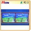 A3lx4 Cable Display LED Advertizing Light Box con Magnetic Open