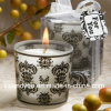 Velas decorativas de la cera perfumada de la soja como arte