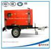 ISO Approved Yuchai 12kw/15kVA Trailer Type Silent Diesel Generator