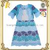 Frauen-Form-Kleidung Laides multi Spitze-Kleid