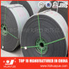 Dehnbare Stärken-flammhemmendes Stahlnetzkabel-Förderband