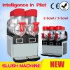 máquina del aguanieve de 2-Bowl 15L