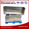 Pièces d'acier inoxydable de fabrication de tôle personnalisées du fournisseur de la Chine