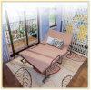 Lay-out-überlegenes faltendes Bett mit deluxer Speicher-Schaumgummi-Matratze